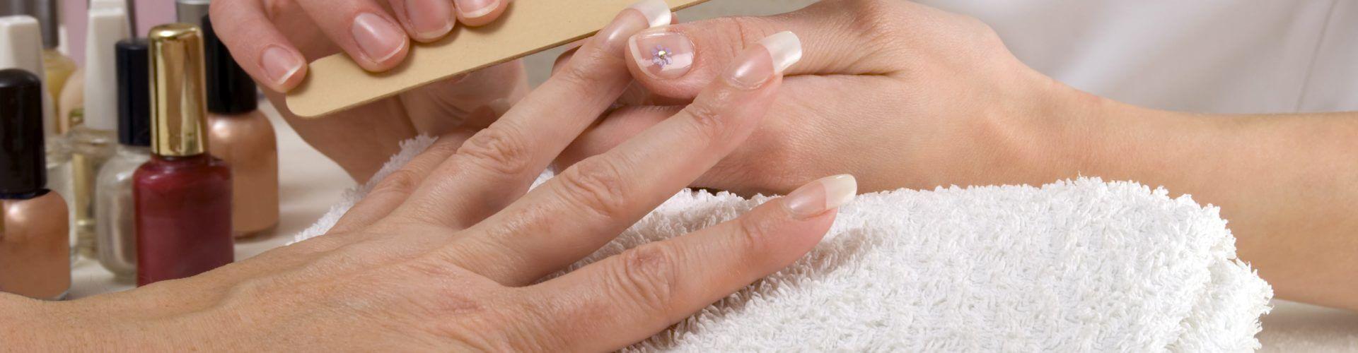 Zabieg manicure estetycznego